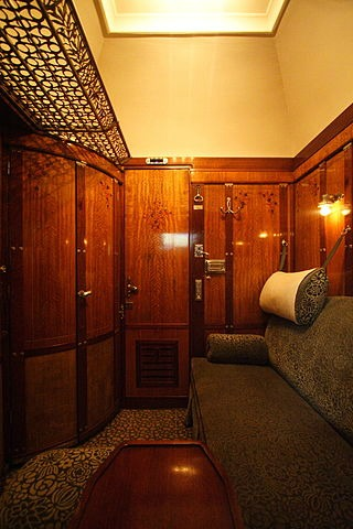 Orient Express, compartment