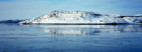 Varangerfjorden, Norway