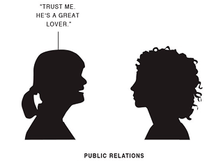 Brand Illustrated - Public Relations