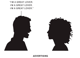 Brand Illustrated - Advertising