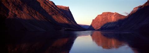 Saglek Fjord, Torngat Mountains NP, Labrador