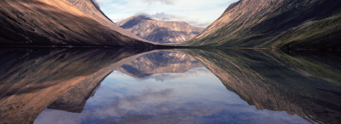 Torngat Mountains National Park, NL