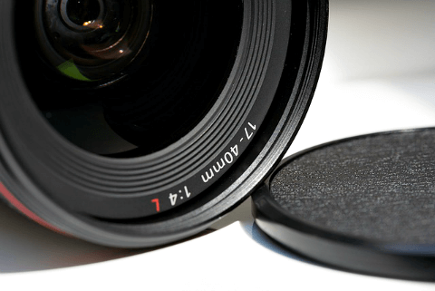 Wide-angle zoom camera lens
