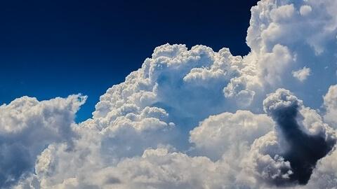Heavy Cloud No Rain