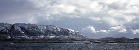 Trondheimsfjorden, Norway