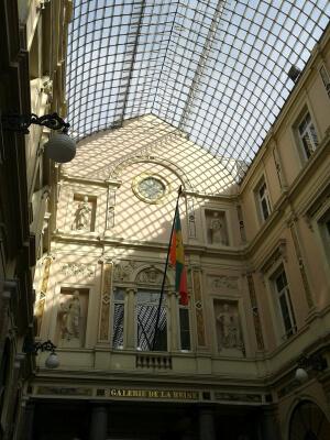 Galerie de la Reine, Brussels