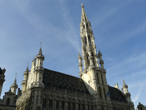 City Hall, Brussels