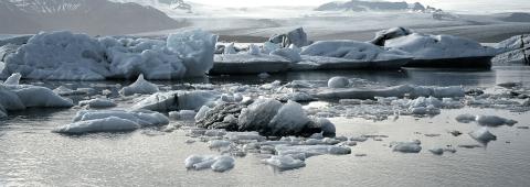 Jökulsárlón, the Glacier Lagoon