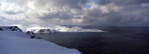 Knivskjellodden on Magerøya, Norway
