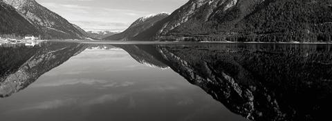Lake Achen, Tyrol, Austria