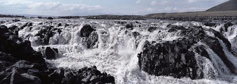 Jökulsá á Fjöllum, Ódáðahraun